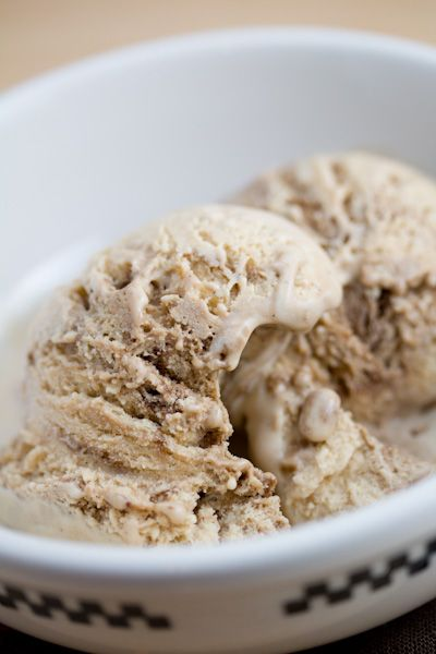 Brown sugar balsamic swirl ice cream. This might be the one that gets ...