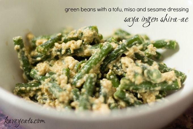 ... Miso & Sesame | Kavey Eats | #Japanese #recipe #vegetarian #vegetables