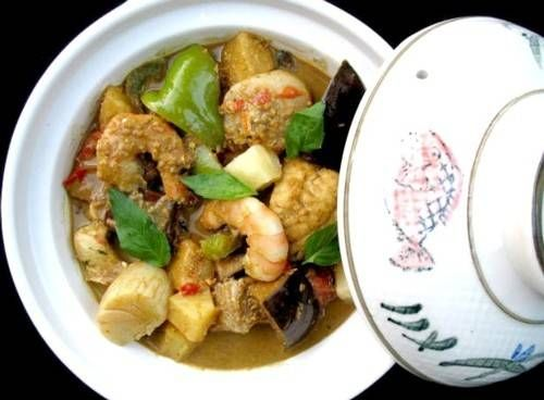 Thai Seafood Curry | EAT | Pinterest
