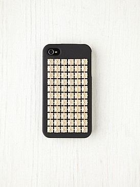 I WANT THIS!! Free People Clothing Boutique > Studded Iphone Case