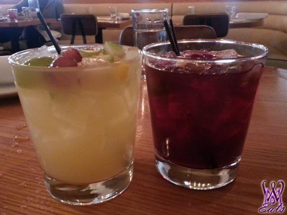 Sangria Blanca & Sangria Tinta @Boqueria | Drinks & Cocktails | Pinte...