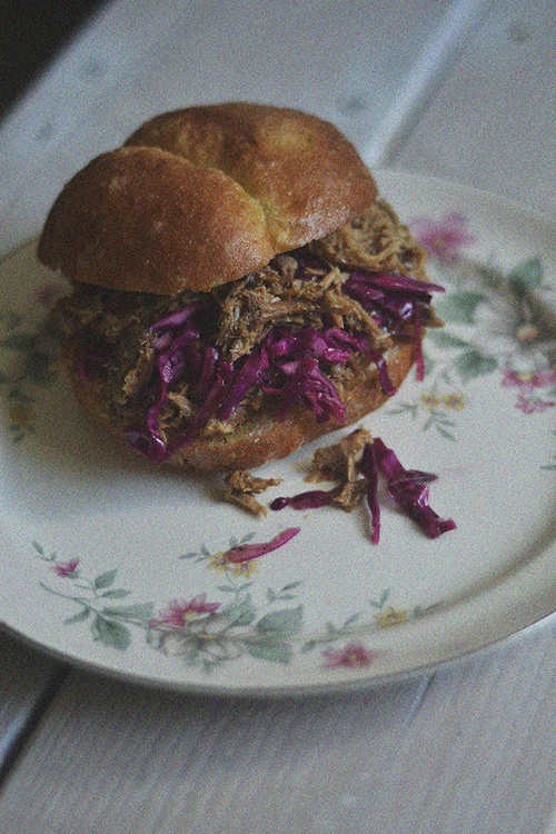 North Carolina Pulled Pork Sandwich | Food to cook.... | Pinterest