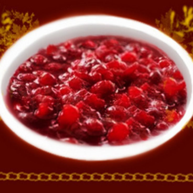 Cranberry And Orange Relish Recipe — Dishmaps