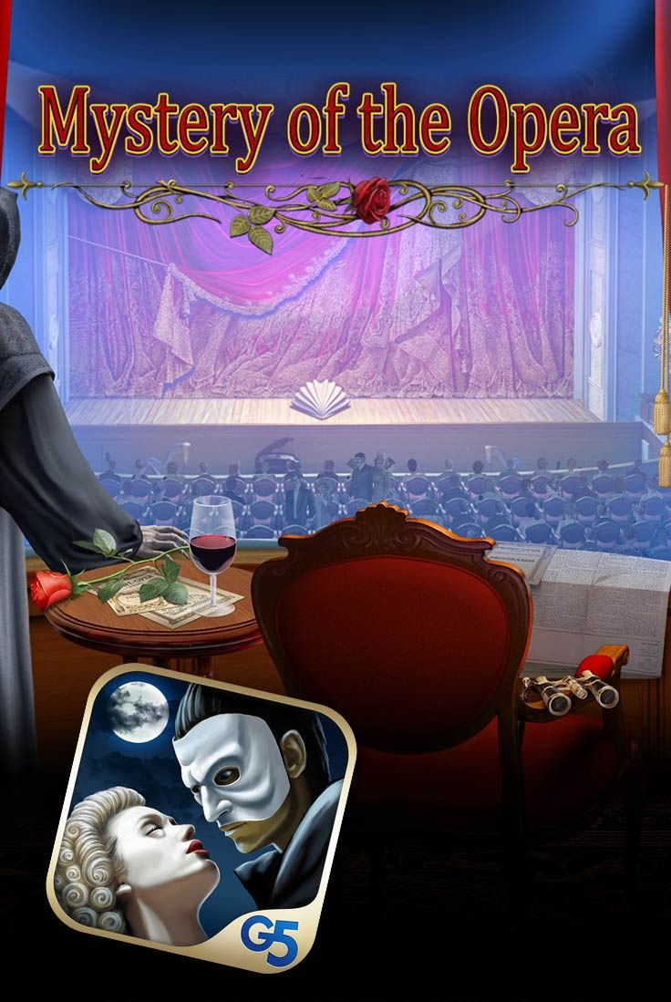 Mystery of the opera an intriguing new adventure is now available on