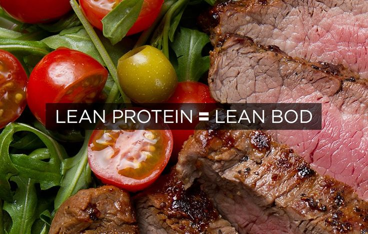 16 Kinds Of Protein That Can Help You Lose Weight