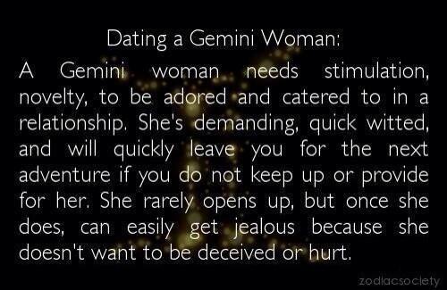 gemini dating gemini