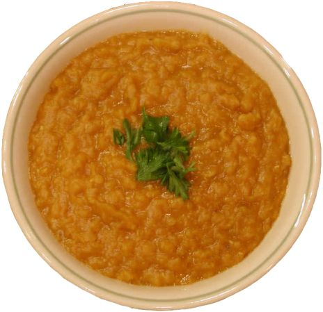 Coconut curry red lentil soup | Favorite Recipes | Pinterest