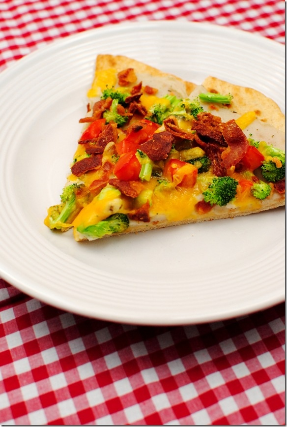 Baked potato pizza | yum | Pinterest