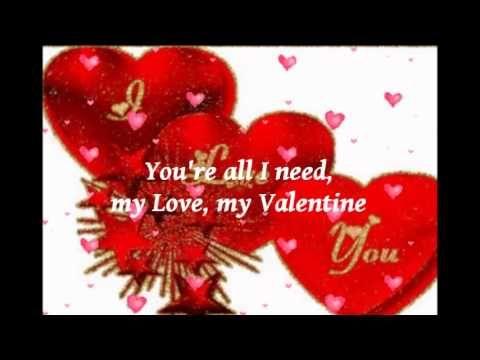 valentine lyrics brickman
