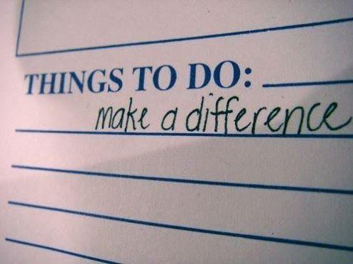make a difference today payitforward inspirational