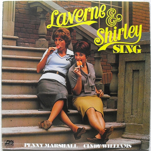 Laverne and shirley 1976