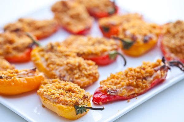 Baked jalapeno bacon poppers | Food | Pinterest
