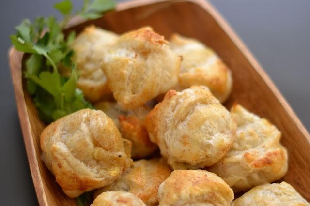 Type A Kitchen: Mini Artichoke Turnovers | Appetizers | Pinterest