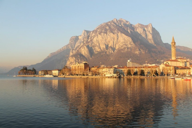 Lecco Italy  City pictures : Lake Lecco, Italy | My favourite travels. | Pinterest