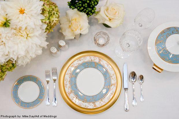 Formal Dinner Setting : How to set a formal dinner table  Dinner  Pinterest