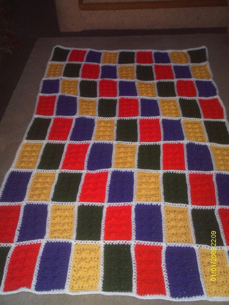 Crochet Lego Blanket : Crochet Lego Blanket. Crochet Pinterest