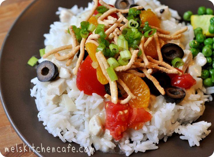 Hawaiian Haystacks: Chicken Sauce Reinvented | Recipe