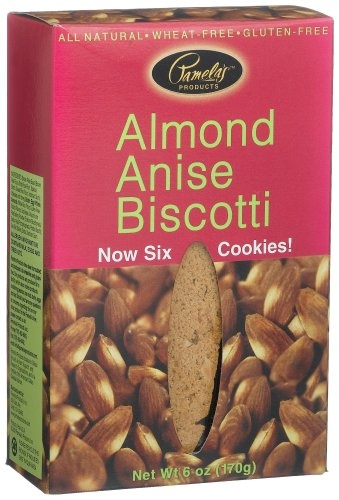Pamela's Almond Anise Biscotti | Favorite Gluten-Free Products | Pint ...