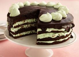 Bittersweet Chocolate Mousse Torte Recipe — Dishmaps