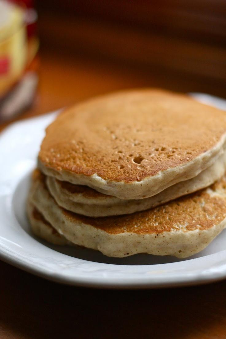 eggnog pancakes... SO Goooood | Fall | Pinterest