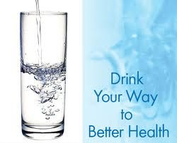 Drink your way to health ..... | Alkaline water | Pinterest