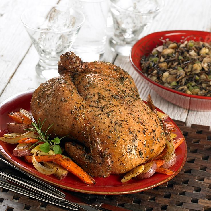 Pan-Roasted Chicken With Herbes De Provence Recipe — Dishmaps