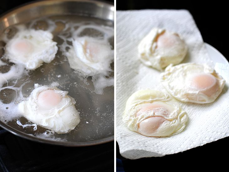 to Poach an Egg. Will have to try this method out. Love poached eggs ...