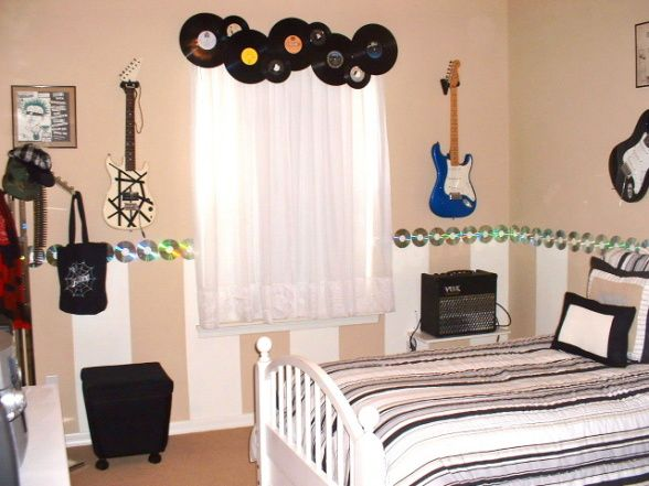Decoration ideas for music bedroom home decor ideas for Bedroom ideas music