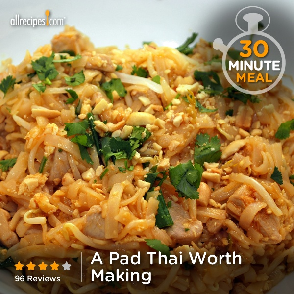 """Pad Thai Worth Making 