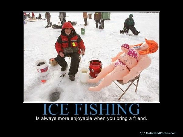 Quotes About Ice Fishing Girls. QuotesGram Funny Ice Fishing Jokes