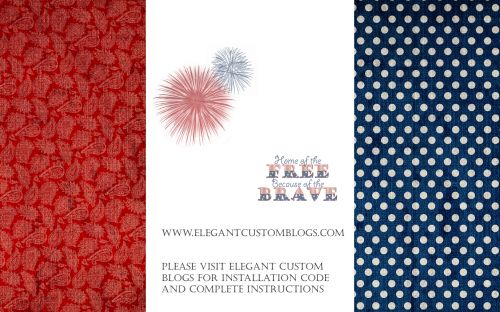 elegant 4th of july decorations