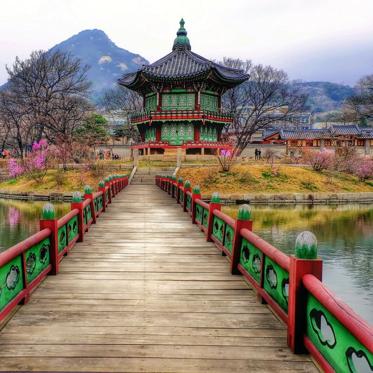Changdeokgung palace places and spaces pinterest for Spaces and places