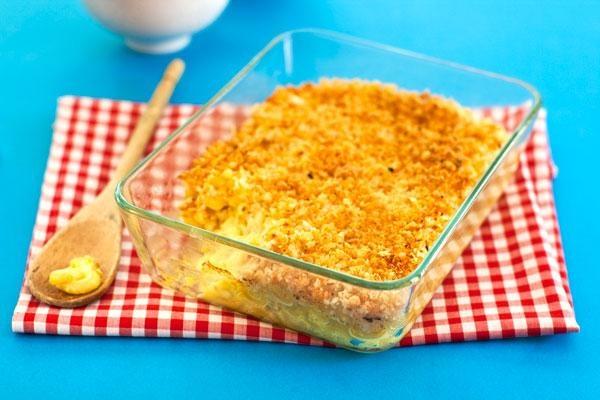 Recipe: Vegan Macaroni & Cheese, from VegNews