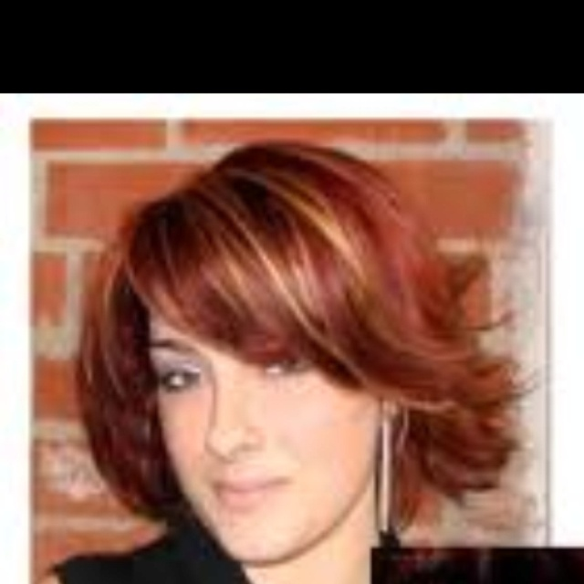 Auburn Hair Color Tattoo Pictures to Pin on Pinterest
