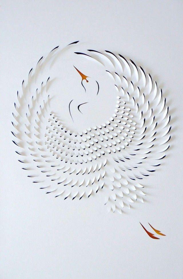 The Hand Cut Paper Art of Lisa Rodden