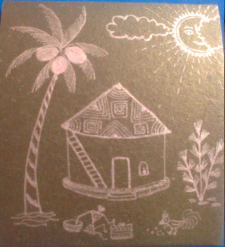 Warli designs | Greeting Cards | Pinterest