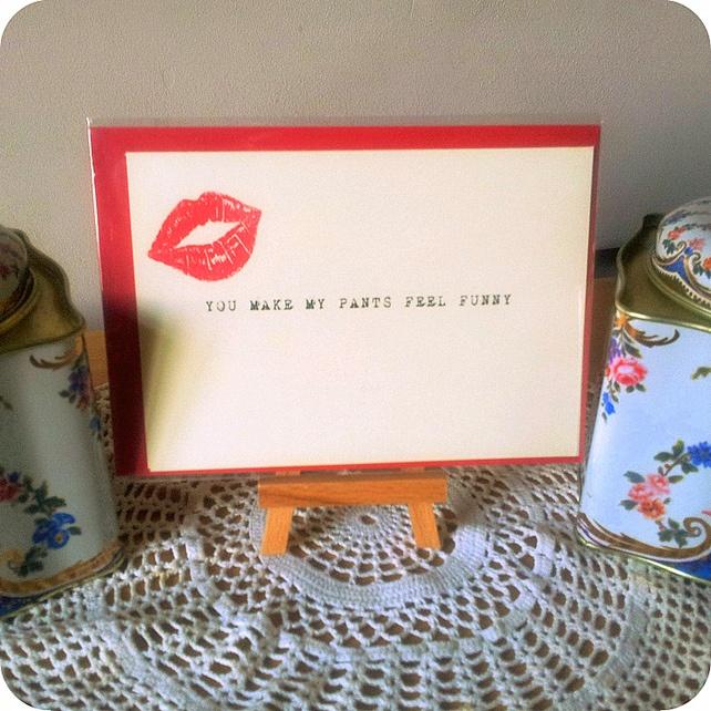 valentine card naughty