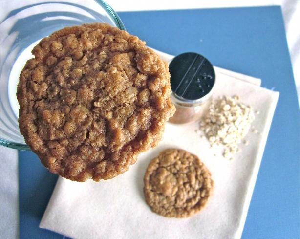 Biscoff Oatmeal Cookies on The Food Charlatan | Food Charlatan ...