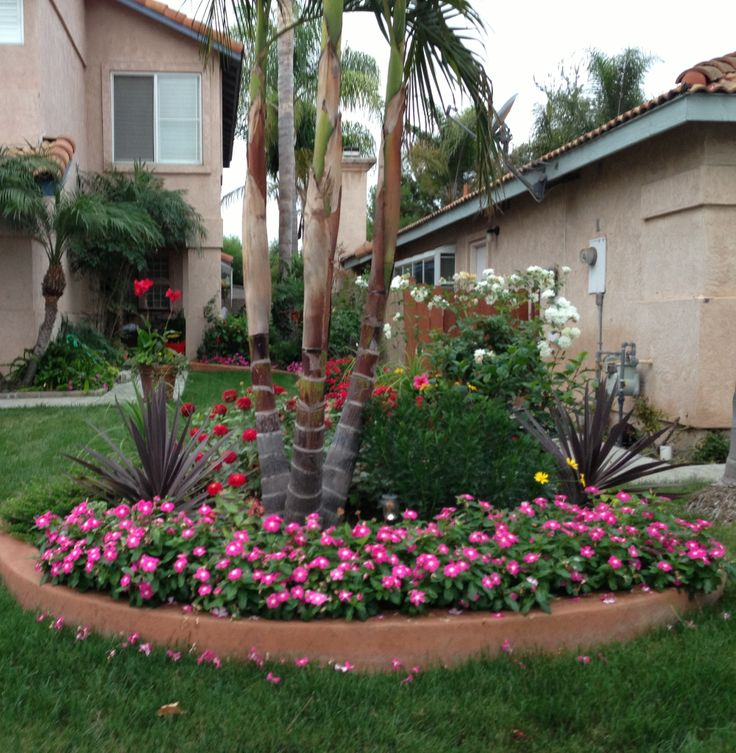 Front Yard Landacape Oceanside Garden Decor Pinterest