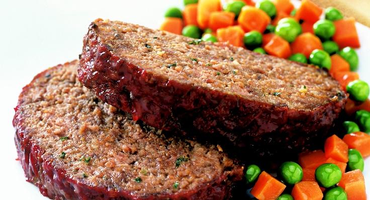 Classic Meat Loaf | Recipe