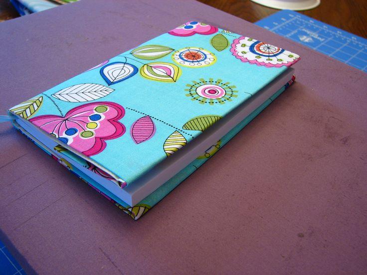 Book Cover Craft Ideas : Fabric book cover craft ideas pinterest