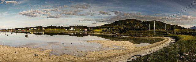 Krøttøya Island Norway