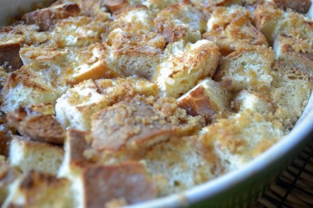 breakfast bread pudding | Yum! | Pinterest