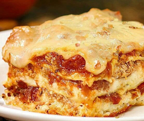 Quick & Easy Cheese & Meat Lasagna | DIY - Recipes & Cooking Tips...