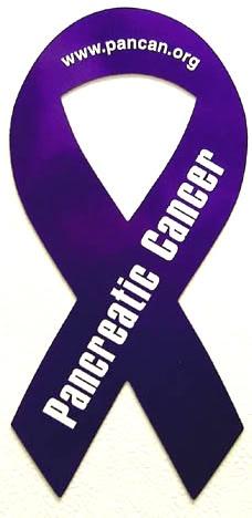 Pancreatic Cancer Awareness I miss you grandma