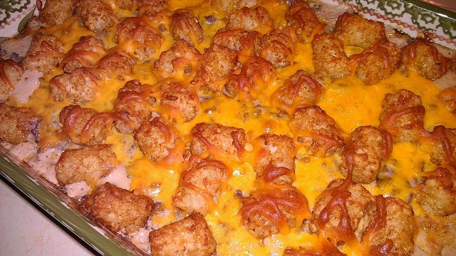 Cowboy Casserole | Easy & Cheap Recipes! | Pinterest