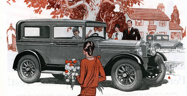 1928 Willys-Knight | Flickr - Photo Sharing!