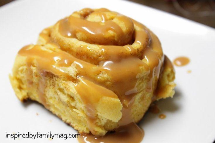 Cinnamon Roll Recipes