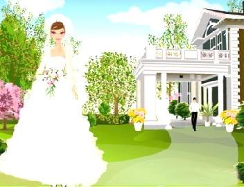 Design Wedding Dress Games 120