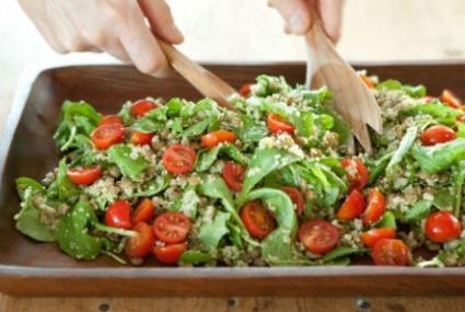 Lentil and Couscous Salad with Arugula | Whole Foods Market